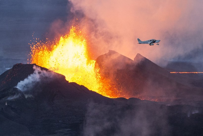"""ASJATUNDJAD: """"Kas suvi oli tõesti hukas? On olnud veel hullemaid,  kui vulkaanid purskasid!"""""""