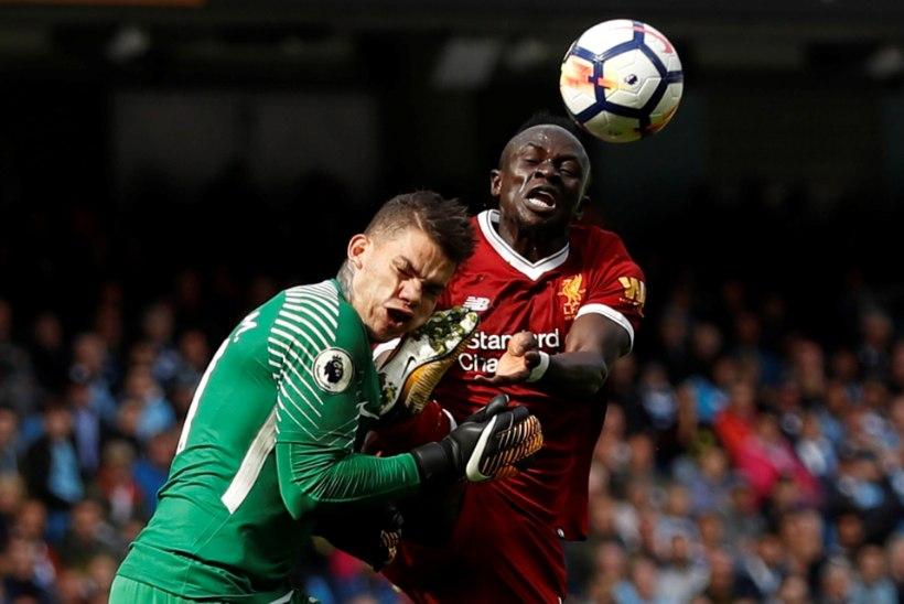 Manchester City väravavahti jõhkralt vigastanud Liverpooli mängumees avaldas sügavat kahetsust