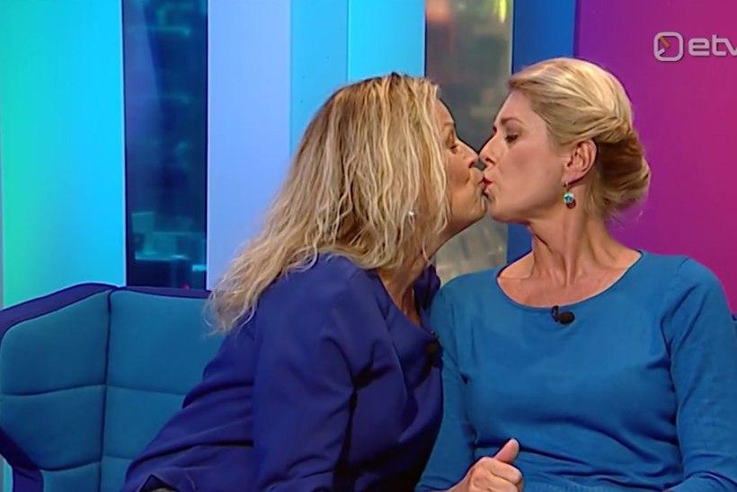 """VAHVA VIKTORIIN: kes tunneb sarja """"Õnne 13"""" paremini, kas Anne Veesaar või Ülle Lichtfeldt?"""