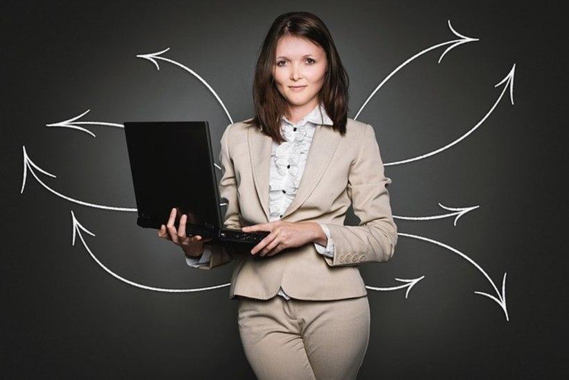 Uuring: naiste aktiivsus ettevõtluses on kasvanud
