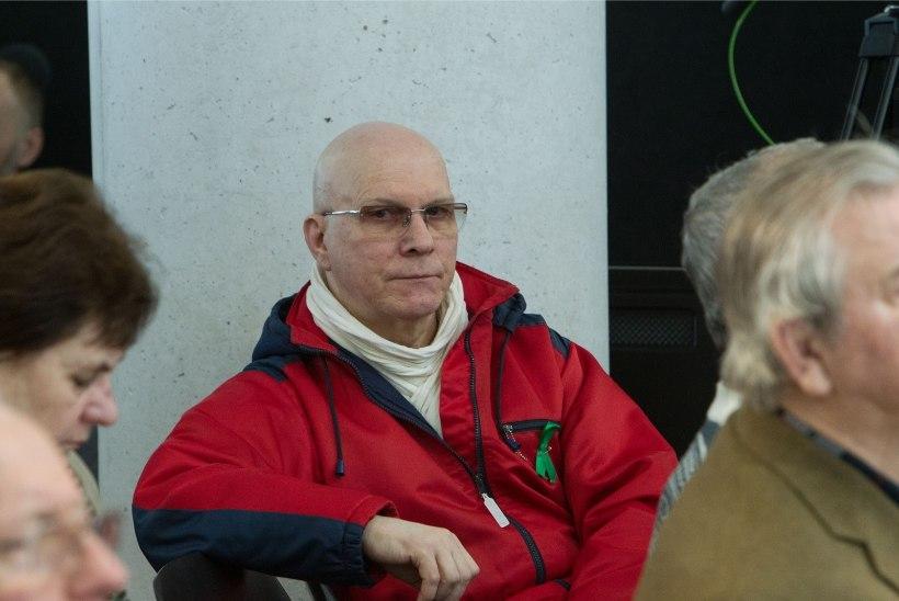 Savisaare ja Sõõrumaa valimisnimekirjas kandideerib ka Joel Steinfeldt