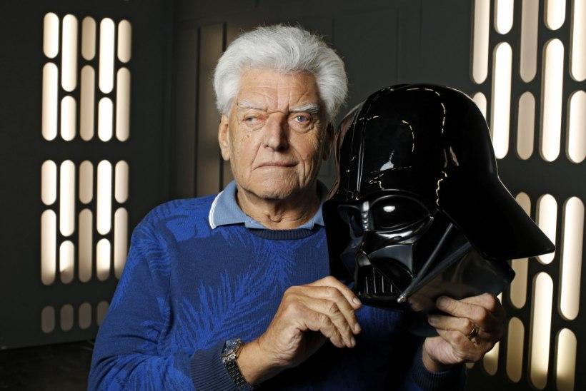 Legendaarne Darth Vader taandub tervise tõttu avalikkuse eest