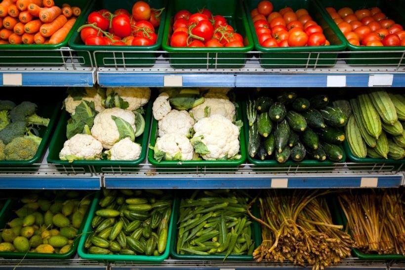 Kas sa tead, miks võiksid senisest enam köögivilju süüa?