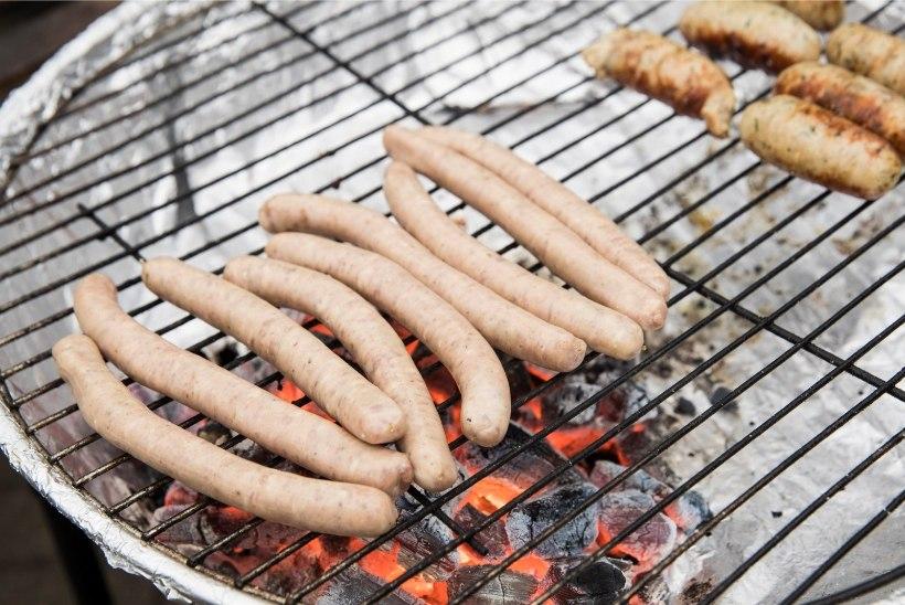 Grillipeod seljataga: kuidas lihatoidul olnud maksale eluvaim sisse puhuda?