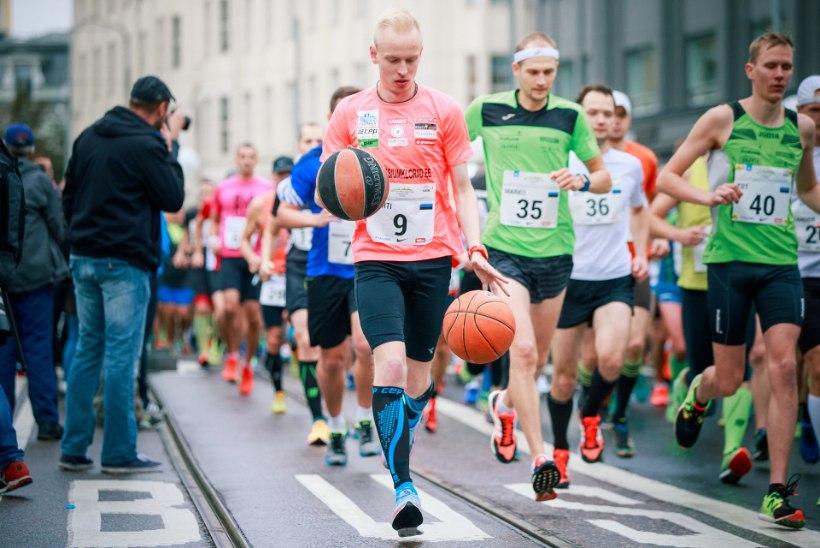 Maraton ühe korvpalliga läbitud, kahega samuti. Mis järgmiseks?