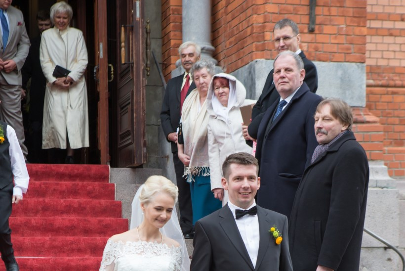 Kas Repinskid eelistavad abieluõnnele valimisedu?