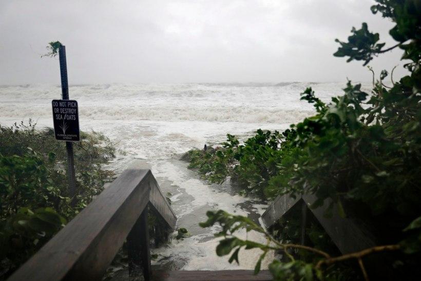 VIDEOD JA FOTOD | Irma kaotab oma võimsust ning on taandunud teise kategooria orkaaniks