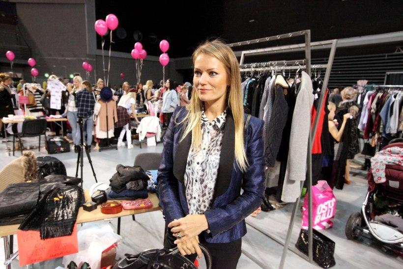 VIDEO   Katrin Siska müüs maha Vanilla Ninja aegse hindamatu eseme