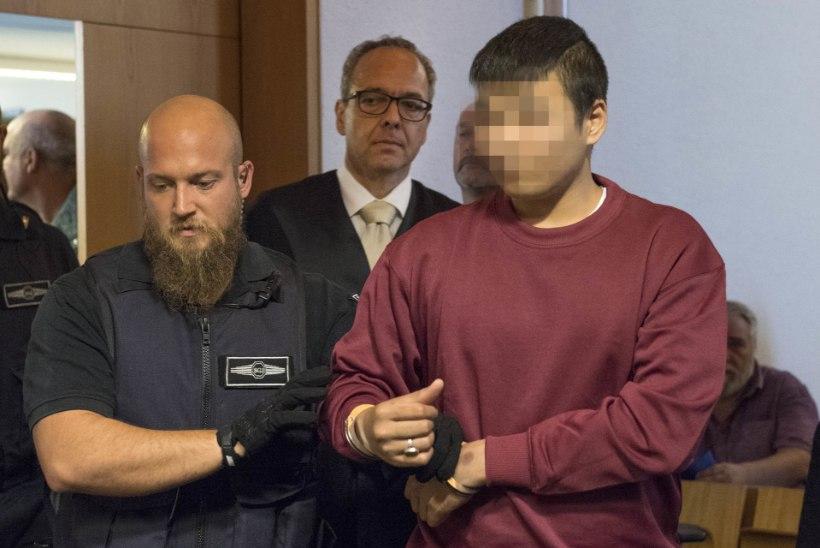 Tudengineiu mõrvar osutus illegaalina saabunud põgenikuks