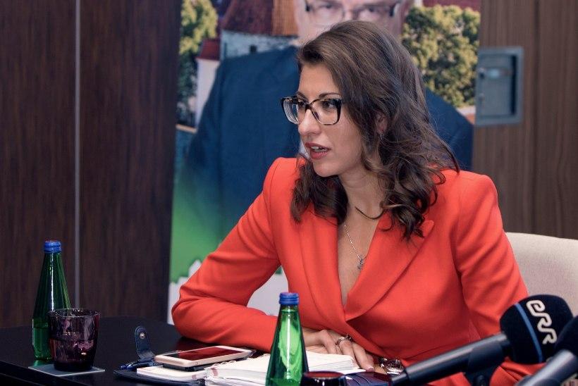 OTSUSTATUD: Olga Ivanova jätkab Keskerakonna fraktsioonis