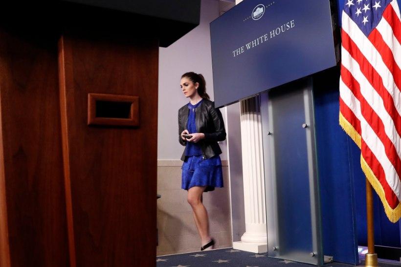Trumpi uueks kommunikatsioonijuhiks nimetati 28aastane Hope Hicks