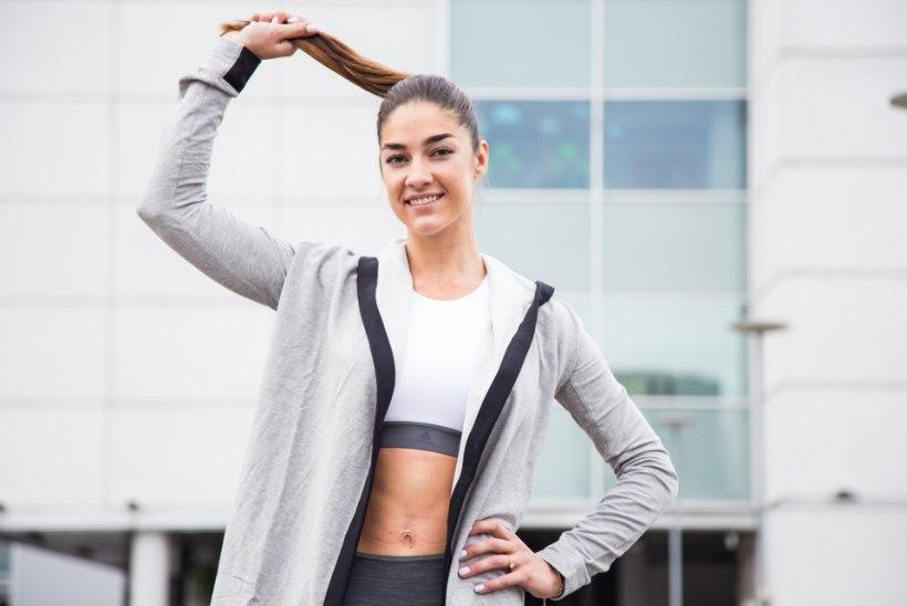 STAARIDE PERSONAALTREENER POLINA MATTISEN: vormin ka abikaasa keha – Mihkel on jõusaalis väga püüdlik!