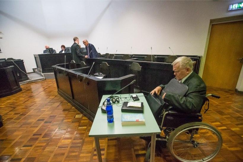SAVISAARE PROTSESS JÄTKUB: tunnistaja sõnul ei olnud Keskerakond agar sularahas toetusi vastu võtma