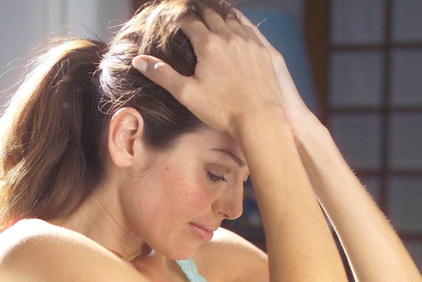 TERVISESTATISTIKA: eestlasi kimbutavad enim stress ja meeleoluhäired