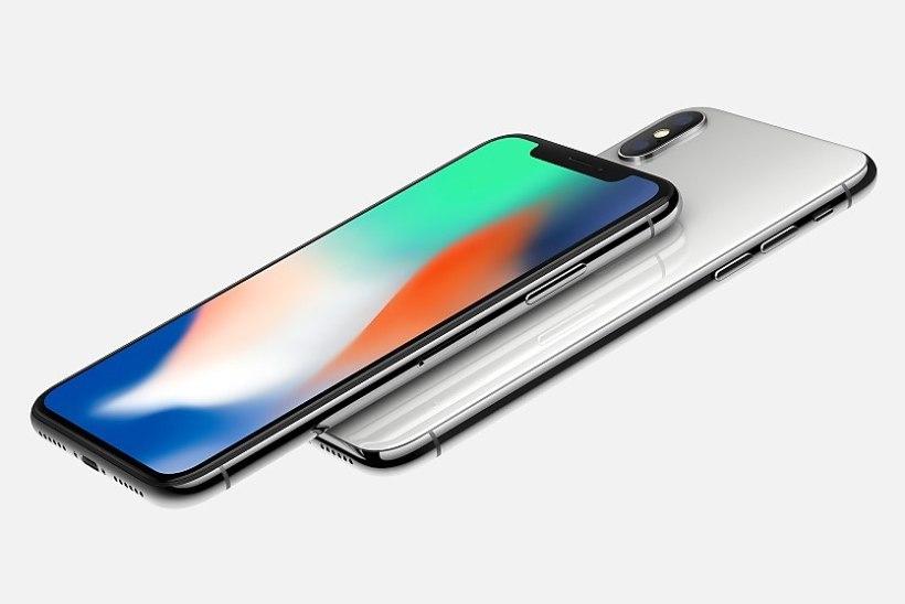 ÕUNAFÄNNID ELEVIL: 5 fakti tuliuue iPhone X-i kohta
