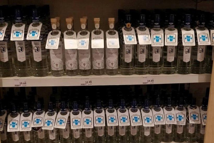 Alkoholitootjad vastuseks perearstidele: vee joomine on väike, aga oluline samm teadlikuma alkoholitarbimiskäitumise suunal.