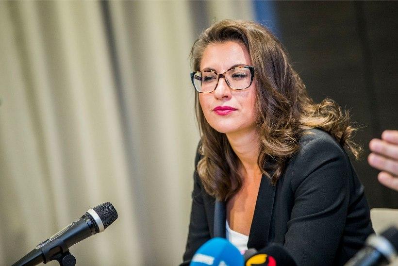VIDEO | Olga Ivanova selgitab parteist lahkumise põhjusi