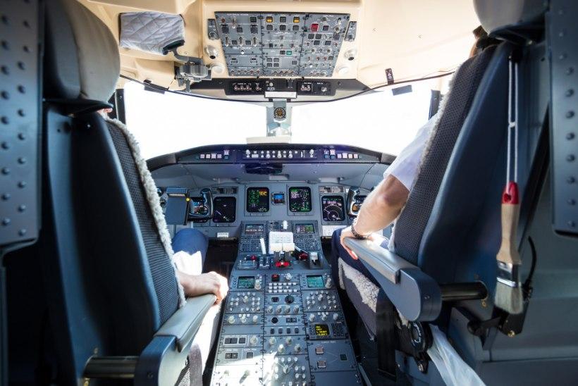 Noorim naispiloot: esimest korda istusin lennukisse, et seda juhtida!