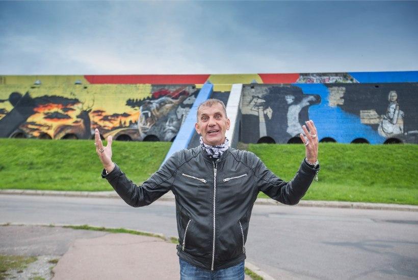 Kas Sults sai maalinguteks linnalt raha, et end kandidaadina eksponeerida?