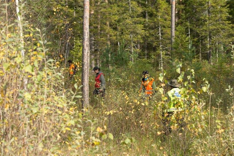 TOHOH! Politsei otsis eile metsast kuut eksinud inimest