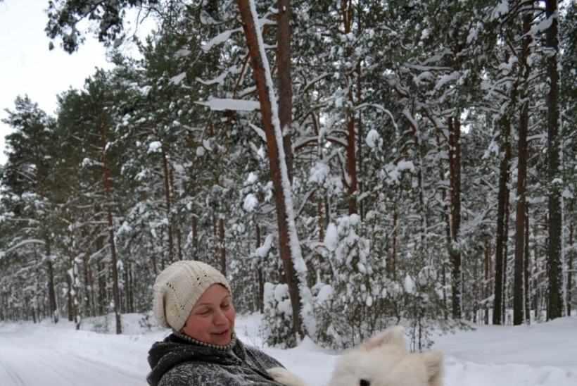 """Narva-Jõesuu koeraomanik: """"Muidugi oleme ise süüdi, et koer jooksu pani. Aga miks peab tapma?"""""""