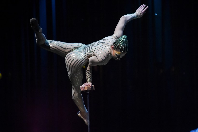 ÕHTULEHE VIDEO | Cirque du Soleil' meeskond veab endaga kaasas üle 2000 kostüümielemendi