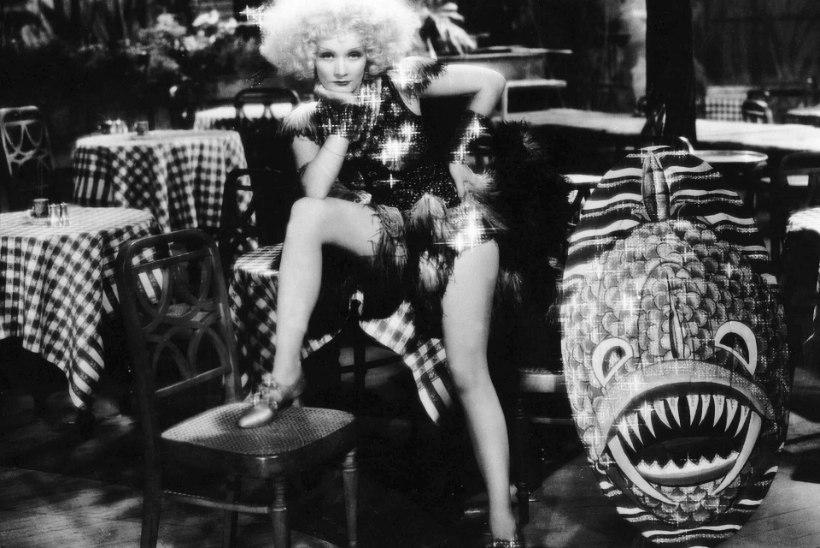 DIEEDILE SUNNITUD DIIVAD: Garbo sõi õllepärmi, Dietrich toitus vaid tomatimahlast ja kreekeritest
