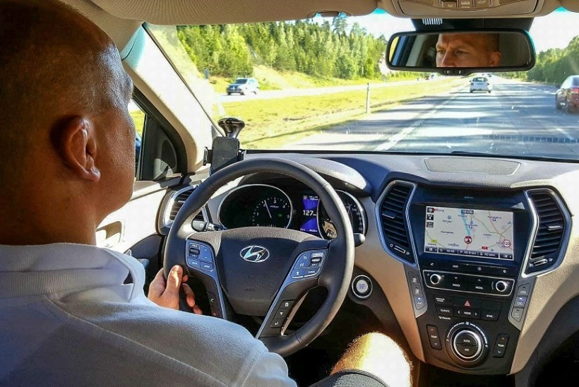 Budõlinid pereauto otsingul: Hyundai Santa Fe, nii hea, et sa ... unustad ta ära