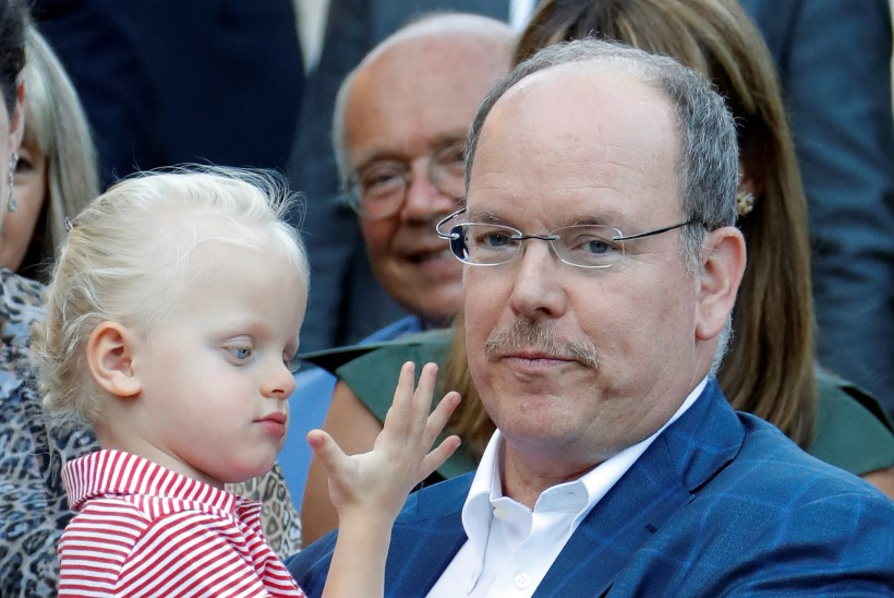 Monaco vürst: isa polnud pärast ema surma enam endine
