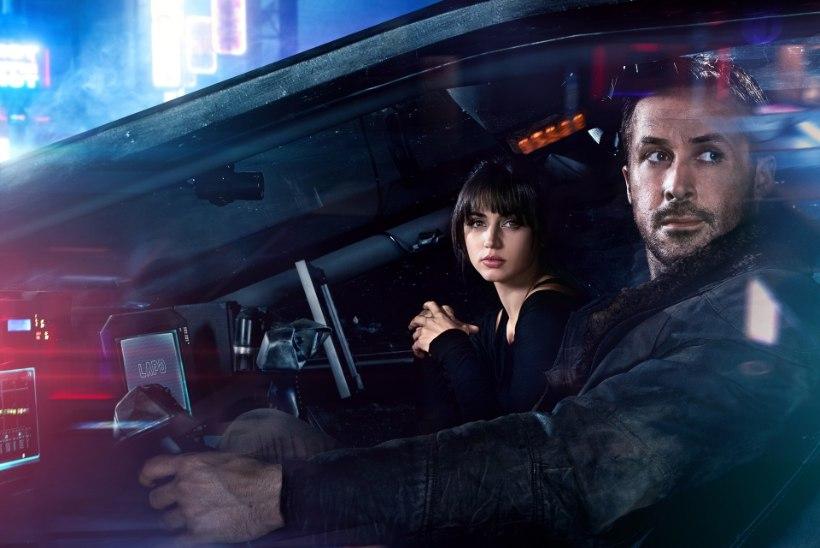 """""""Blade Runner 2049"""": ei mingit rohelisel taustal filmimist!"""