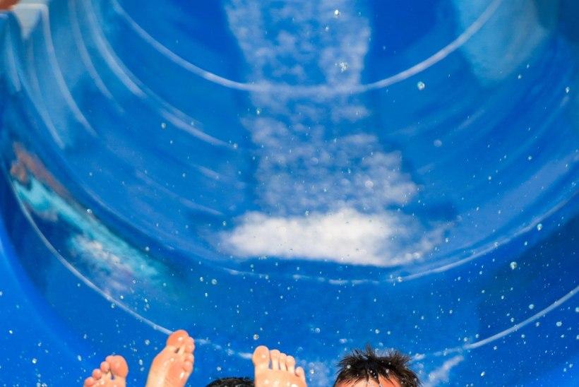 LÕÕGASTUS VEEKESKUSES: lülita end argirutiinist välja, naudi veesporti ja vedele saunas!