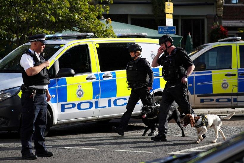 Suurbritannia tõstis terroriohu kõrgeima tasemeni