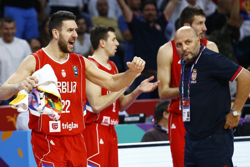 Švedi 33 punkti ei päästnud Venemaad, EMi finaalis mängib Serbia