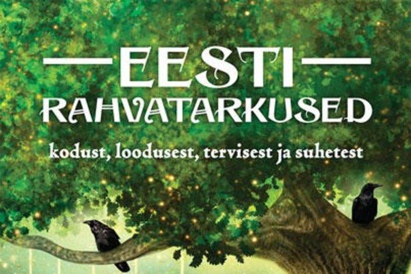 ARVUSTUS | Teejuht eesti talurahva maagiaga täidetud maailma