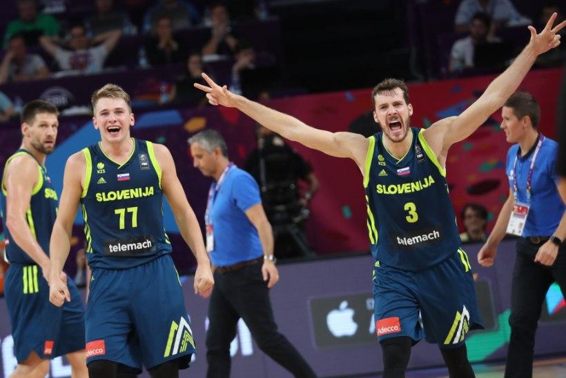 Need viis mängijat andsid korvpalli EMile erilise sära!