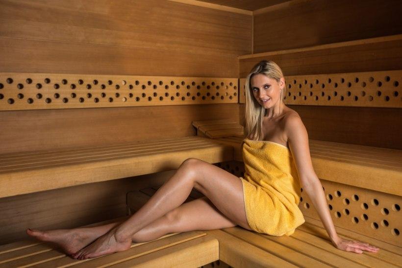 Kas veenilaienditega võib käia saunas?