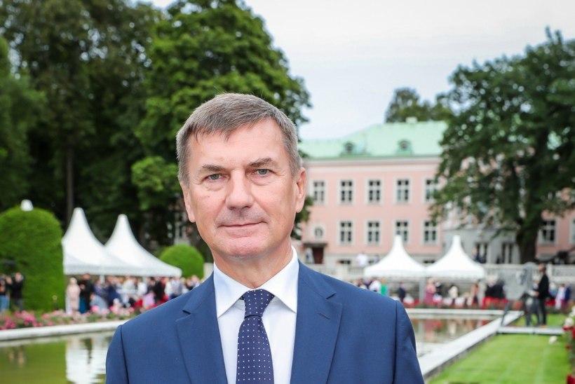 TV3 VIDEO   Andrus Ansip kritiseerib valitsuse taktikat reservidega ümberkäimisel