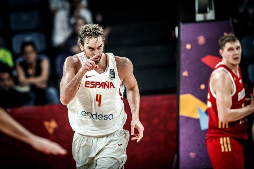 Hispaania alistas EMi pronksimängus raskustega Venemaa ja teenis ajaloolise medali