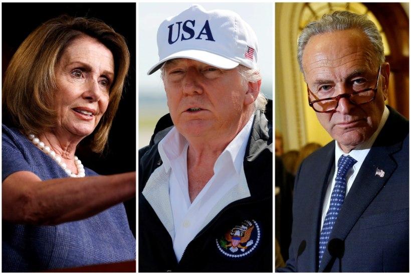 Trump vahetas pooli ja tegi noorte immigrantide kaitseks demokraatidega kokkuleppe