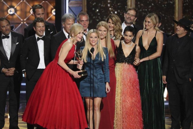 Nicole Kidman võitis elu esimese Emmy auhinna