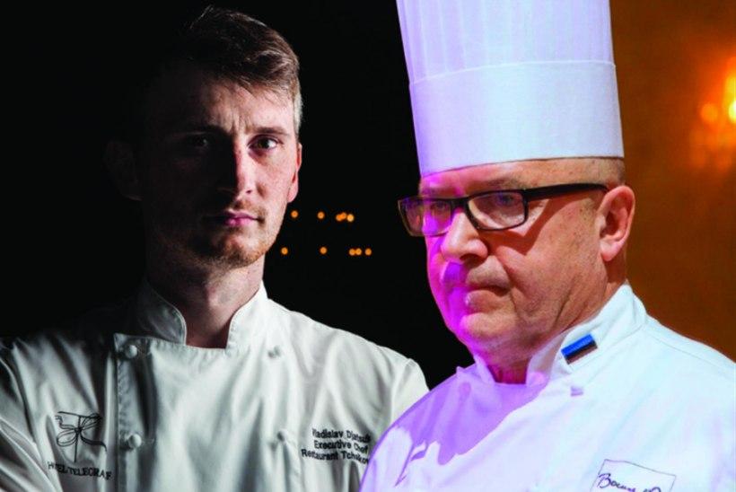 Põlvkonnavahetus Eesti kulinaaria tipus: Bocuse d'Or võistlusi hakkab eest vedama Vladislav Djatšuk