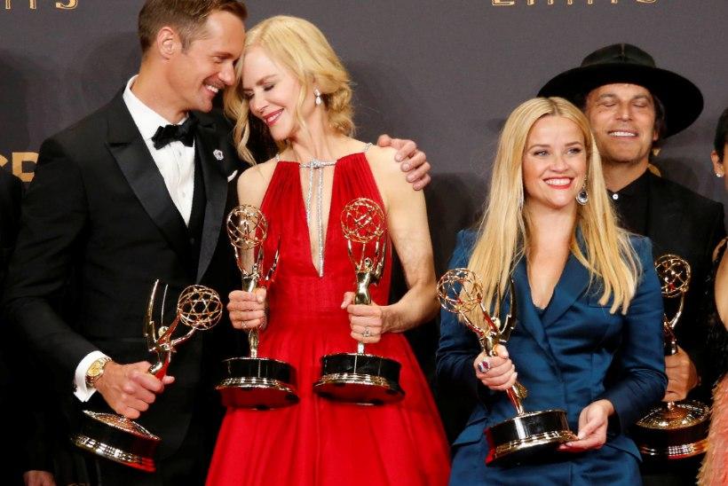 Koduvägivalla ohvri roll tõi Kidmanile esimese Emmy