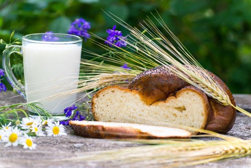 Terviseteadlikud eestlased eelistavad järjest enam täisterast pagaritooteid