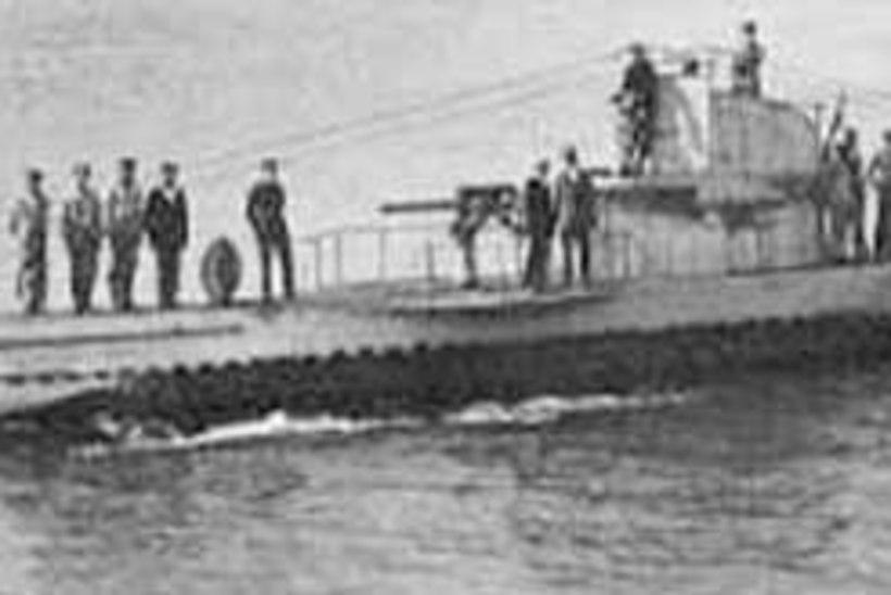 Põhjameres leiti Esimese maailmasõja aegne allveelaev