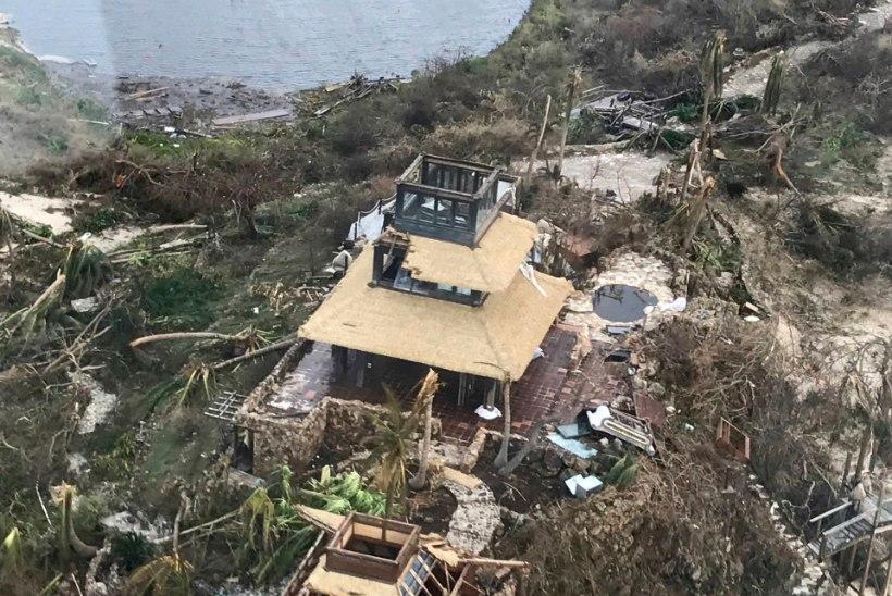 Richard Branson uue orkaani saabumise eel: Neitsisaared vajavad maailma tähelepanu