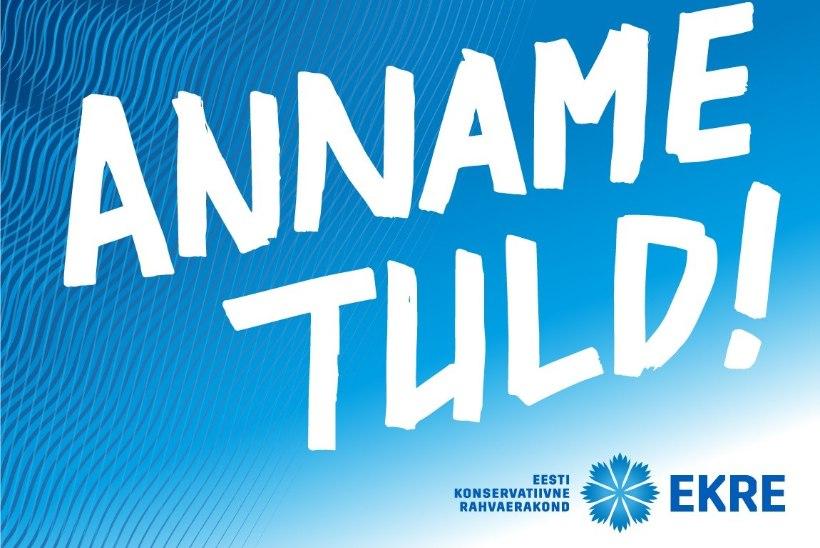 EKRE ANNAB TULD! Tartu linna kandidaat on süüdi mõistetud raketipüstoliga haavade tekitamises