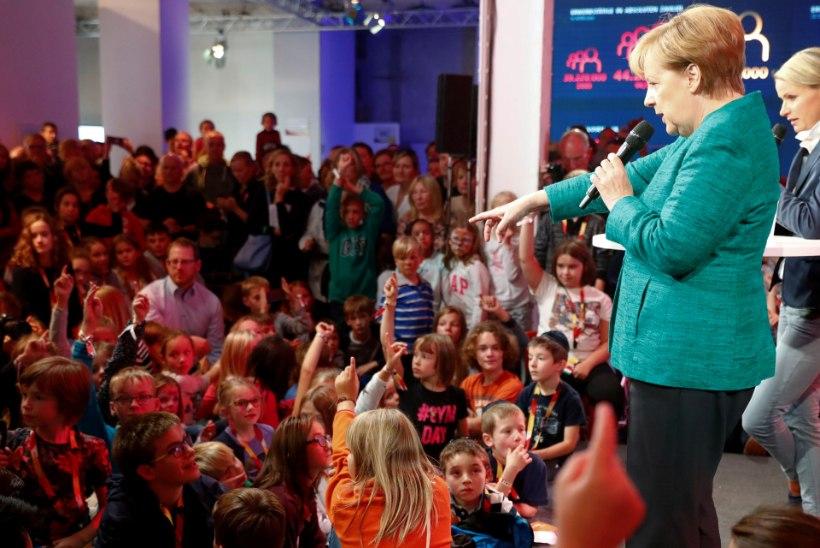 Venemaa on valmis korraldama Merkelile unistuste sõidu Siberisse