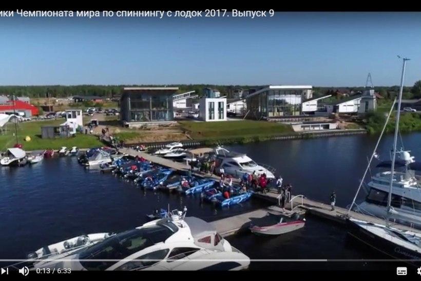 VIDEO: täna algas Venemaal spinningupüügi MM