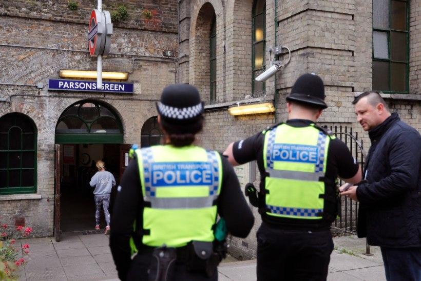 Seoses Parsons Greeni terrorirünnakuga vahistati veel kaks meest