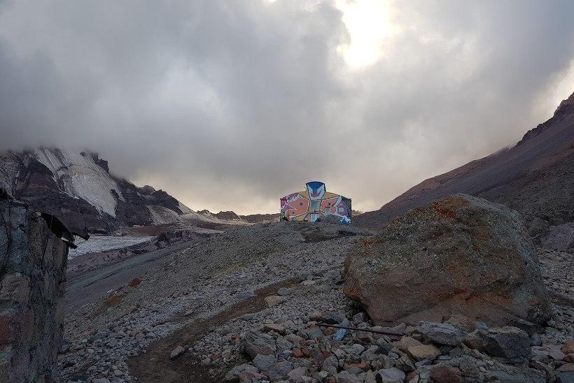 Raskuste kiuste: Kazbeki tipp 5047 tehtud!
